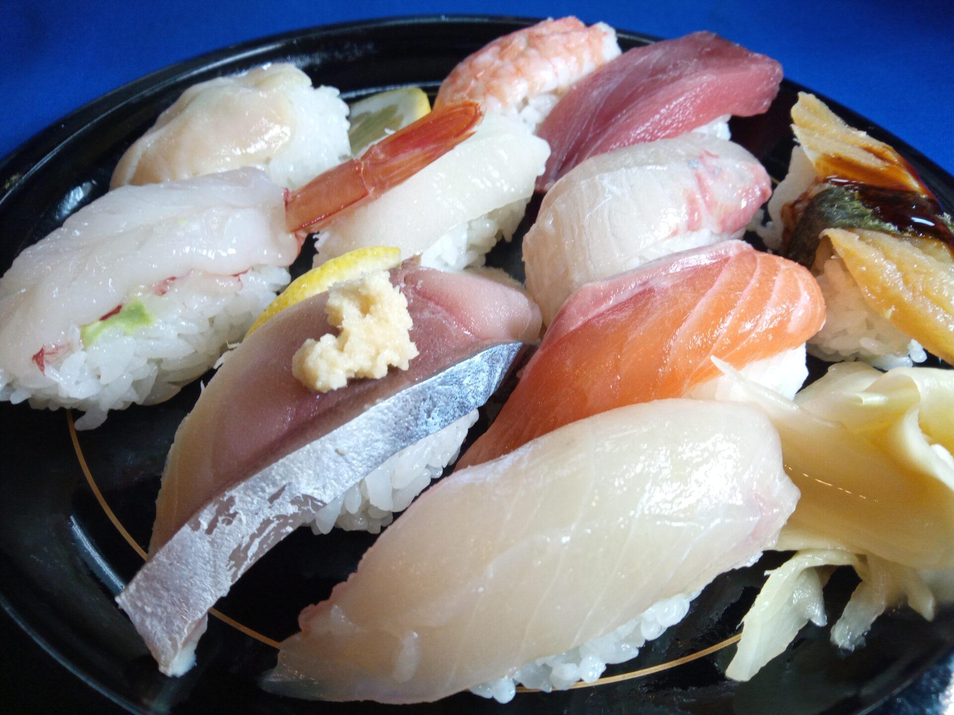 貫 寿司 10 寿司10貫が飛び出す「とびだせ! おすし」が超気持ちイイ!
